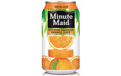 Foto Minute maid jus d'orange